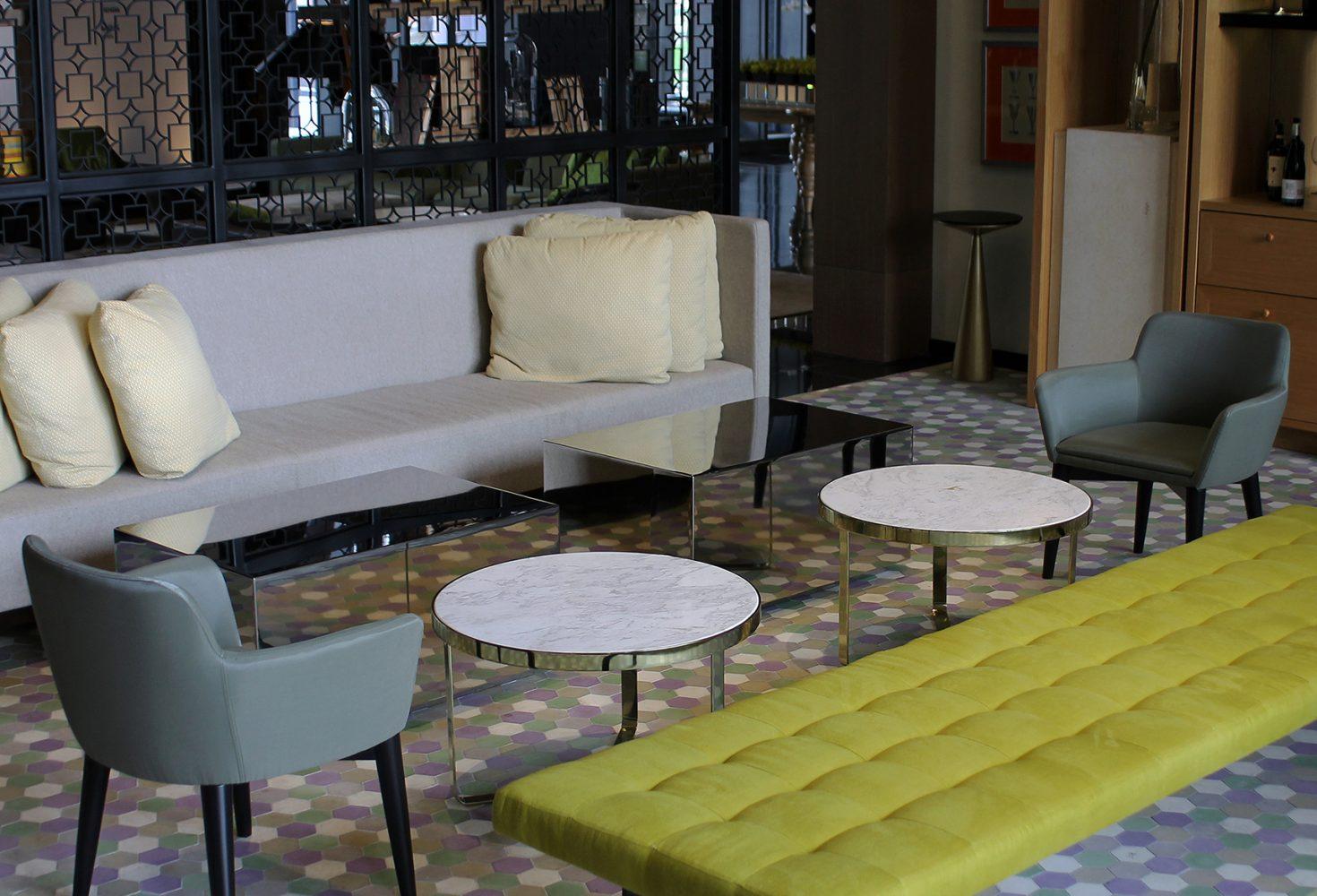 Mobiliario Hotel GRAND HYATT